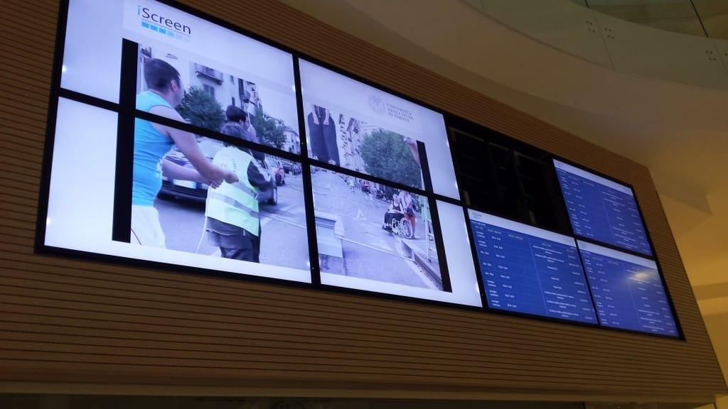 Video incursion at ESPANET Conference 2014, Campus Luigi Einaudi, University of Torino, 2014.