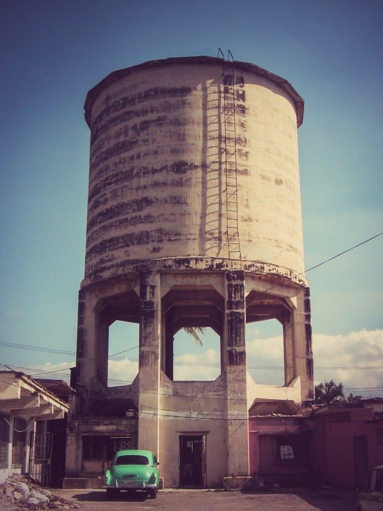Parada Pogolotti_The water tank built in 1915 by Dino Pogolotti